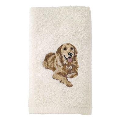 Golden Retriever 100% Cotton Hand Towel Set