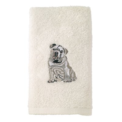 Bulldog 100% Cotton Hand Towel Set