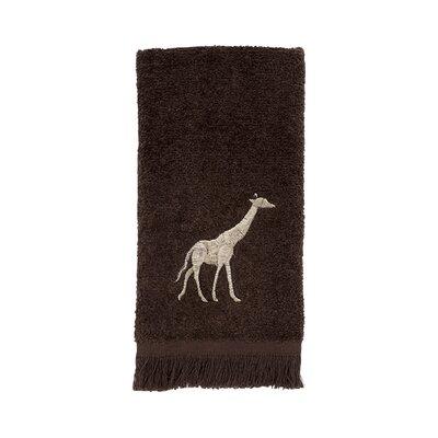 Animal Parade 100% Cotton Fingertip Towel