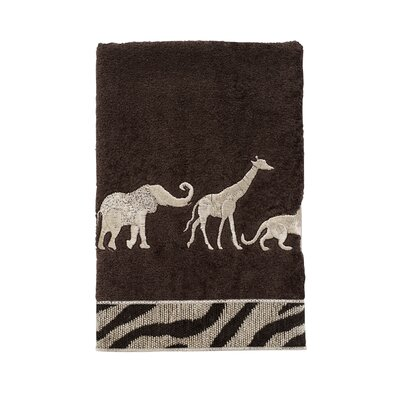 Stodola Animal Parade 100% Cotton Hand Towel