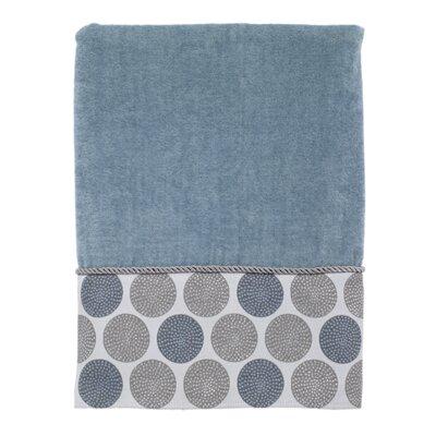 Greenberg 100% Cotton Bath Towel Color: Mineral