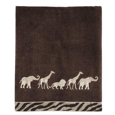Animal Parade 100% Cotton Bath Towel