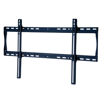 """Smart Mount Fixed Universal Wall Mount for 37""""- 60"""" Plasma/LCD Finish: Black, Hardware: Security Screws"""