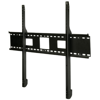 "Smart Mount Tilt Universal Wall Mount for 61""- 102"" Plasma Finish: Black, Hardware: Phillips Head"