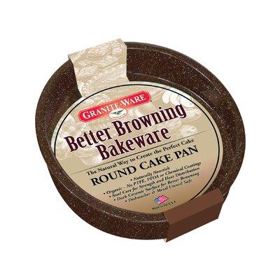 Better Browning Round 4 Piece Bakeware Set