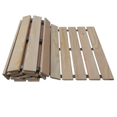 Duckboard Floor Mat