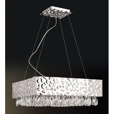 Eurofase Martellato 12 Light Kitchen Island Pendant