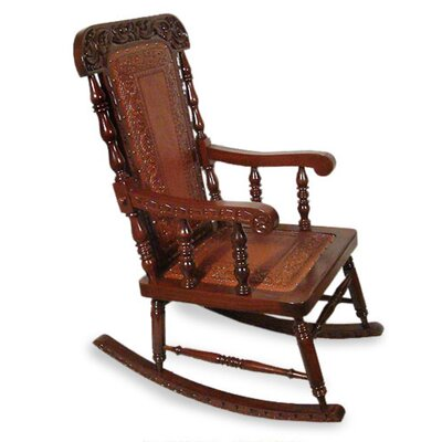 Nobility Rocking Chair  Wayfair