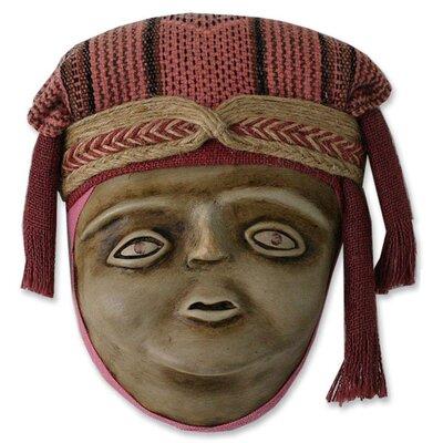 Novica Inca Mother Mask