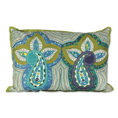 Novica The Seema Pillow Cover