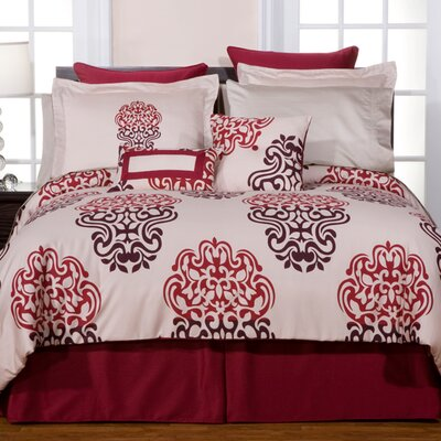 Pointehaven Luxury 8 Piece Comforter Set