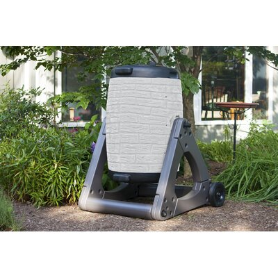 7 cu. ft. Tumbler Composter Color: Cool Grey