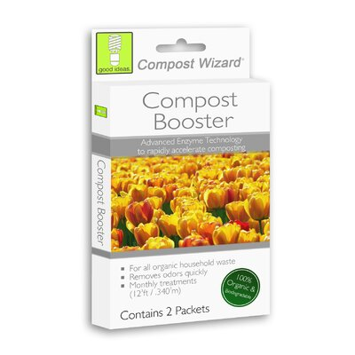 Compost Wizard Booster Kit
