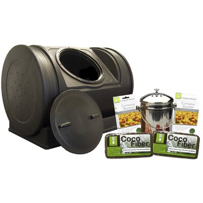 Compost Wizard 52.38 Gal. Tumbler Composter