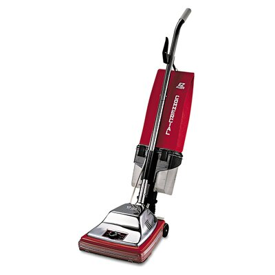 Sanitaire Upright Vacuum with EZ Kleen Dust Cup