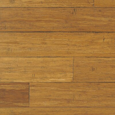 "CFS Flooring 0.5"" x 2.75"" x 72"" Bamboo Stair Nose in Antique Java"