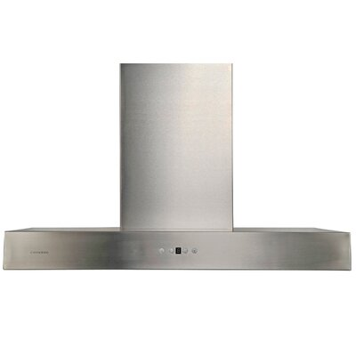"36"" 860 CFM Ducted Wall Mount Range Hood"