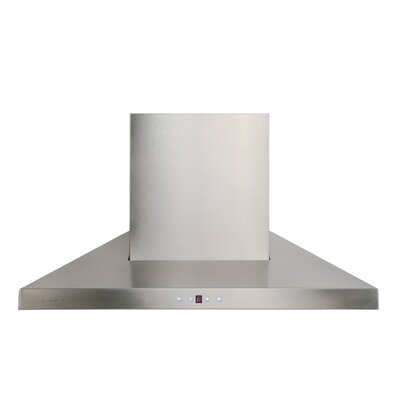 "30"" 860 CFM Ducted Wall Mount Range Hood"