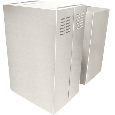 Cavaliere Chimney Extension Range Hood Filter