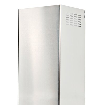 36'' 900 CFM Wall Mount Range Hood Extension