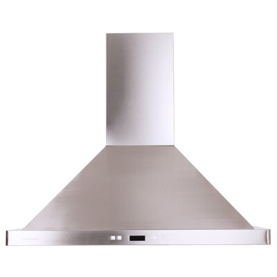"30"" Cavaliere 900 CFM Ducted Wall Mount Range Hood"