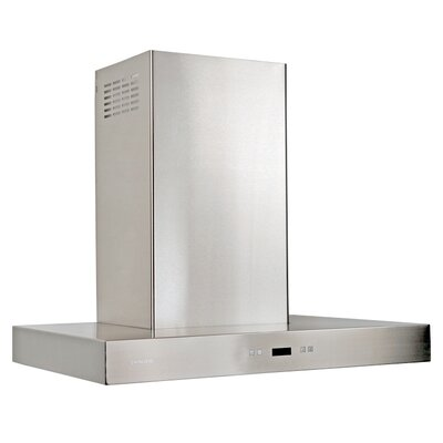 "30"" 900 CFM Convertible Wall Mount Range Hood"