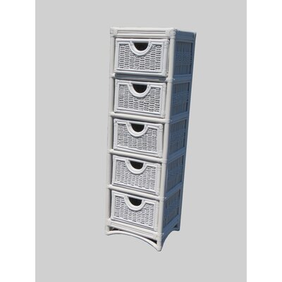 Cabery 5 Drawer Accent Chest