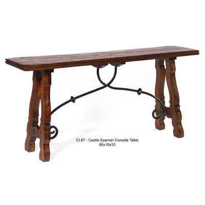 Castle Console Table