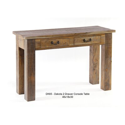 Walburg Console Table
