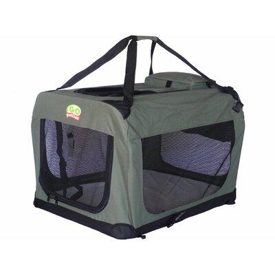 "Soft Pet Crate Size: Large (39"" H x 32"" W x 48"" L)"