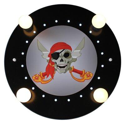 Elobra Deckenleuchte 4-flammig Piratenwelt