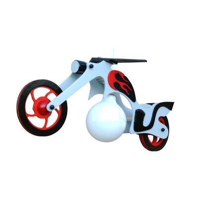 Elobra Geometrische Pendelleuchte 1-flammig Chopper