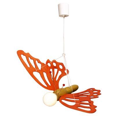 Elobra Geometrische Pendelleuchte 1-flammig Schmetterling