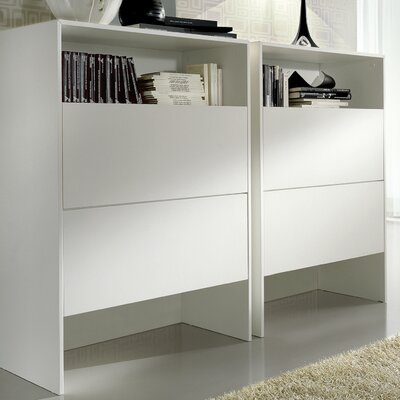 Ciacci 1 Door 2 Drawer Chest of Drawers