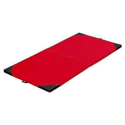"Large 4"" Landing Mat Color: Red"
