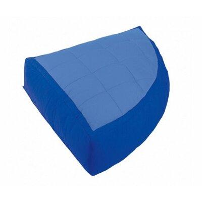 Cocoon Kids Floor Cushion Color: Dark Blue / Light Blue