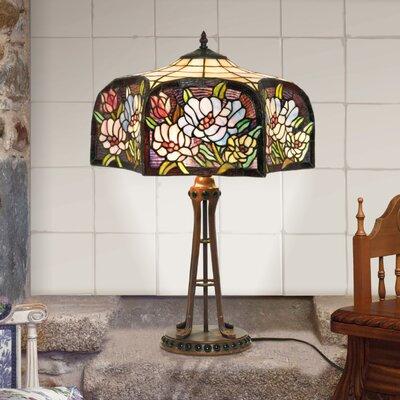 Artistar 63 cm Tischleuchte Tiffany