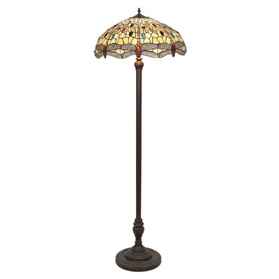 Artistar 170 cm Stehlampe Tiffany