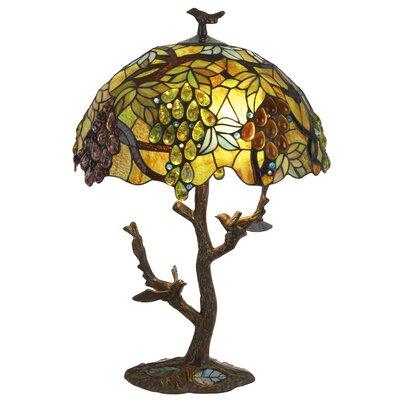 Artistar 64 cm Tischleuchte Tiffany