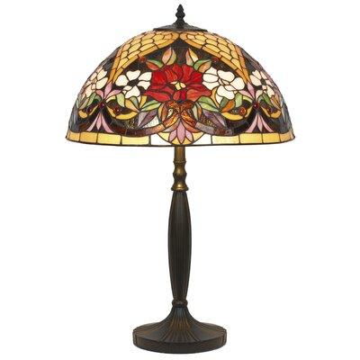Artistar 62 cm Tischleuchte Tiffany lamps