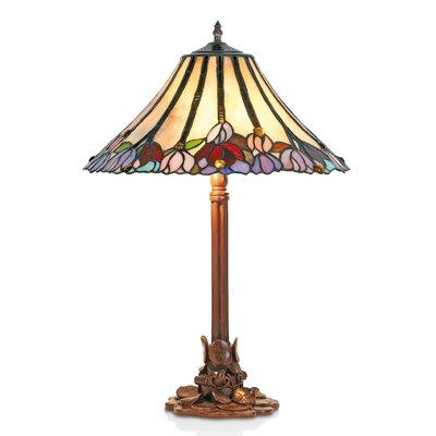 Artistar 61 cm Tischleuchte Tiffany lamps