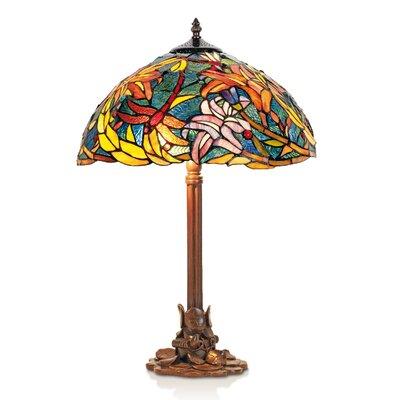 Artistar 61 cm Tischleuchte Tiffany