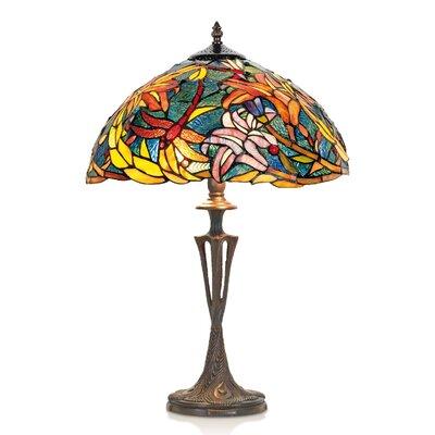 Artistar 60 cm Tischleuchte Tiffany lamps