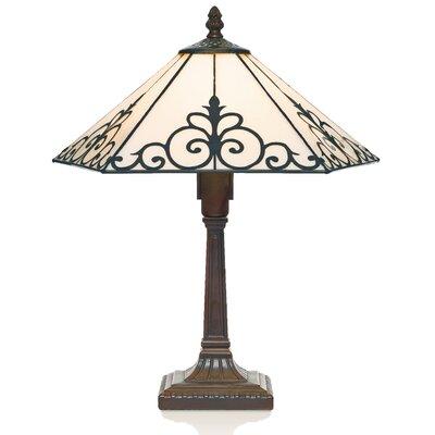 Artistar 40 cm Tischleuchte Tiffany lamps