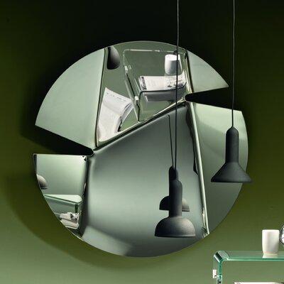 FIAM ITALIA Hasami Round Hanging Mirror