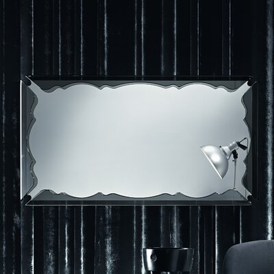 FIAM ITALIA Gallery Decor Glass Frame Mirror