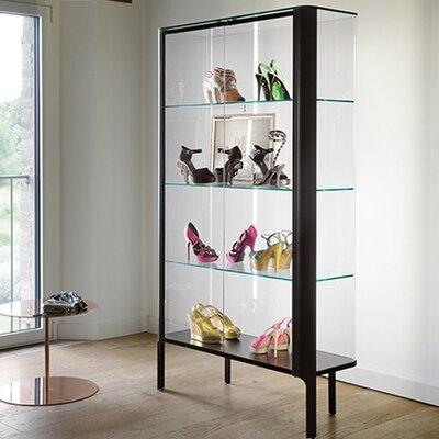 FIAM ITALIA Aura Wall Glass Display Cabinet