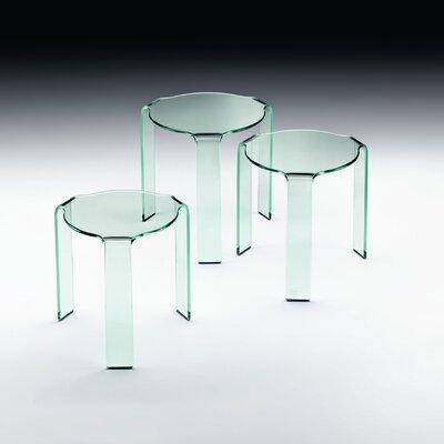 FIAM ITALIA Omaggio Alvar Aalto Tris Coffee Table