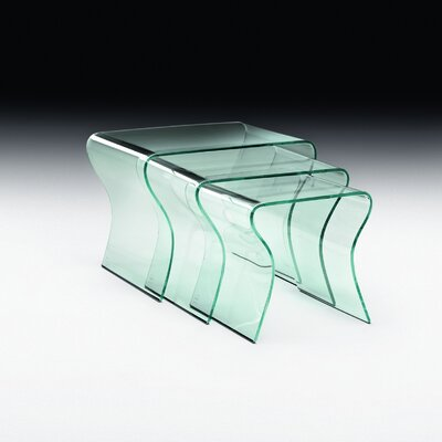 FIAM ITALIA Charlotte Tris Coffee Table