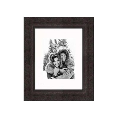 "Frames By Mail 11"" x 14"" Traditional Frame in Antique Mahogany"